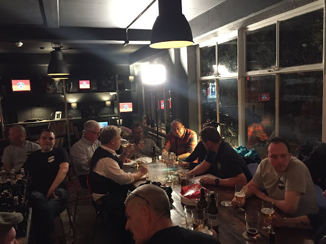 Sociable Beer Company competition night