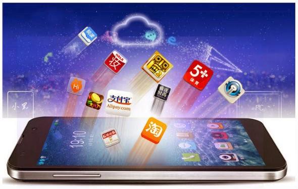 Smartphone Zopo C2,Quad Core OS Aliyun
