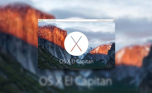 Free Download Mac OS X el Capitan Operating System