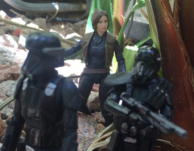Jyn Erso, Black Series, Death Trooper