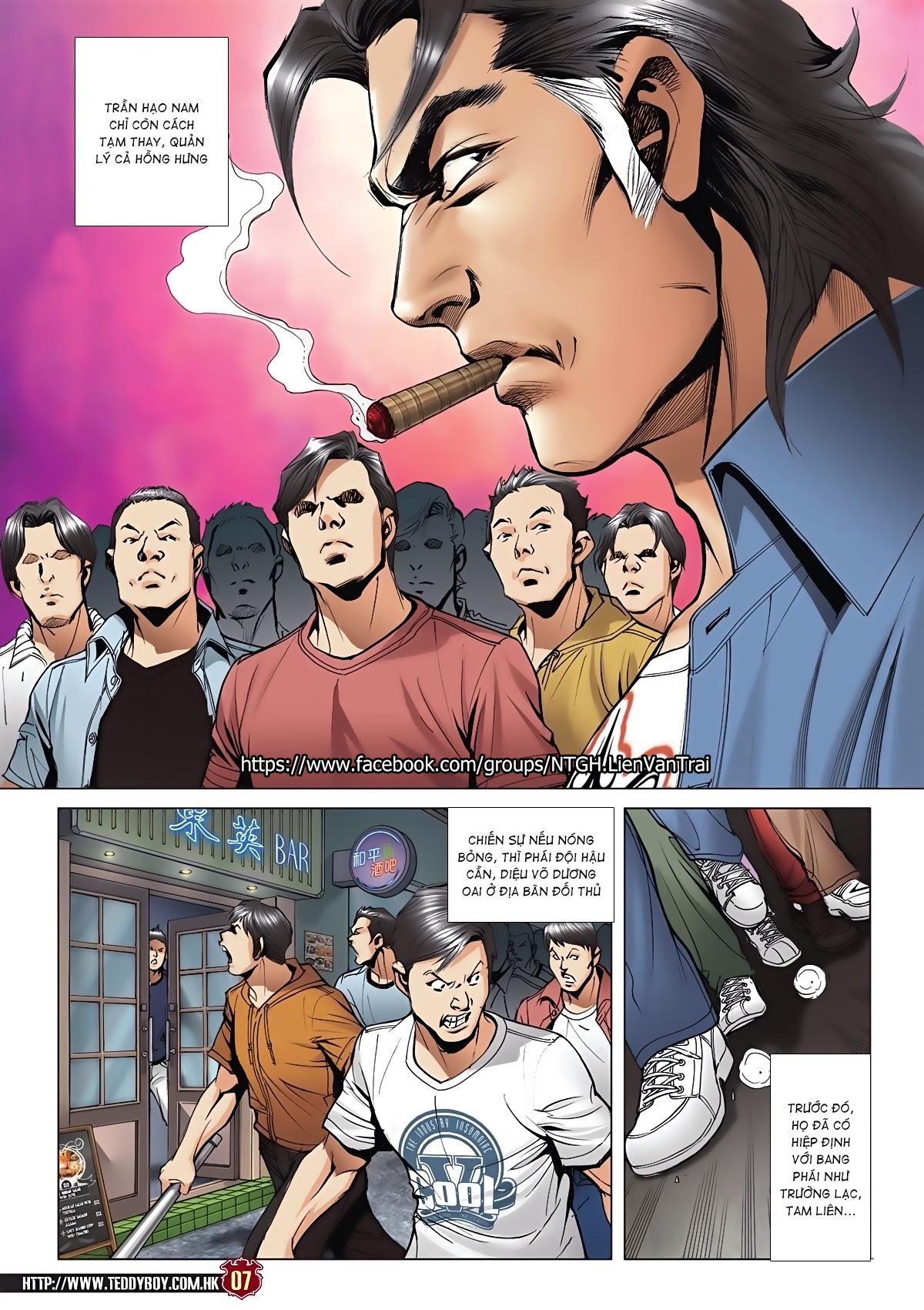 Người Trong Giang Hồ chapter 2045: câu chuyện thiên thu trang 6