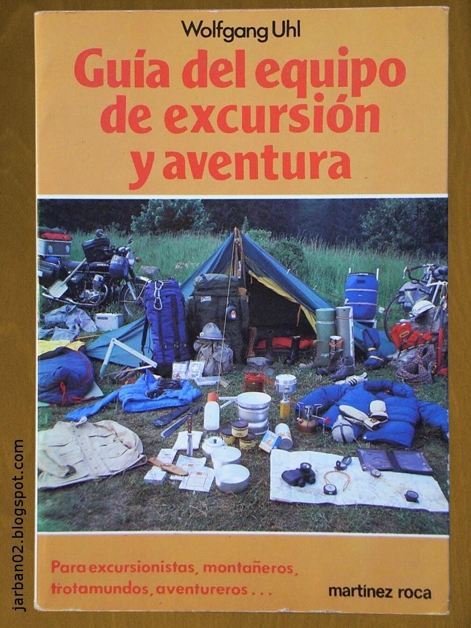 jarban02_pic062: Guía del equipo de excursión y aventura de Wolfgang Uhl