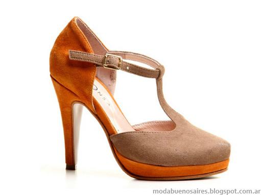 Zapatos Alfonsa Bs. As. otoño invierno 2013