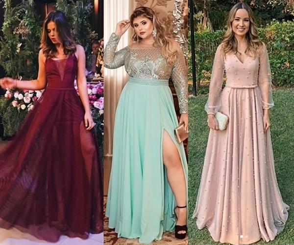 10 vestidos para madrinhas de casamento