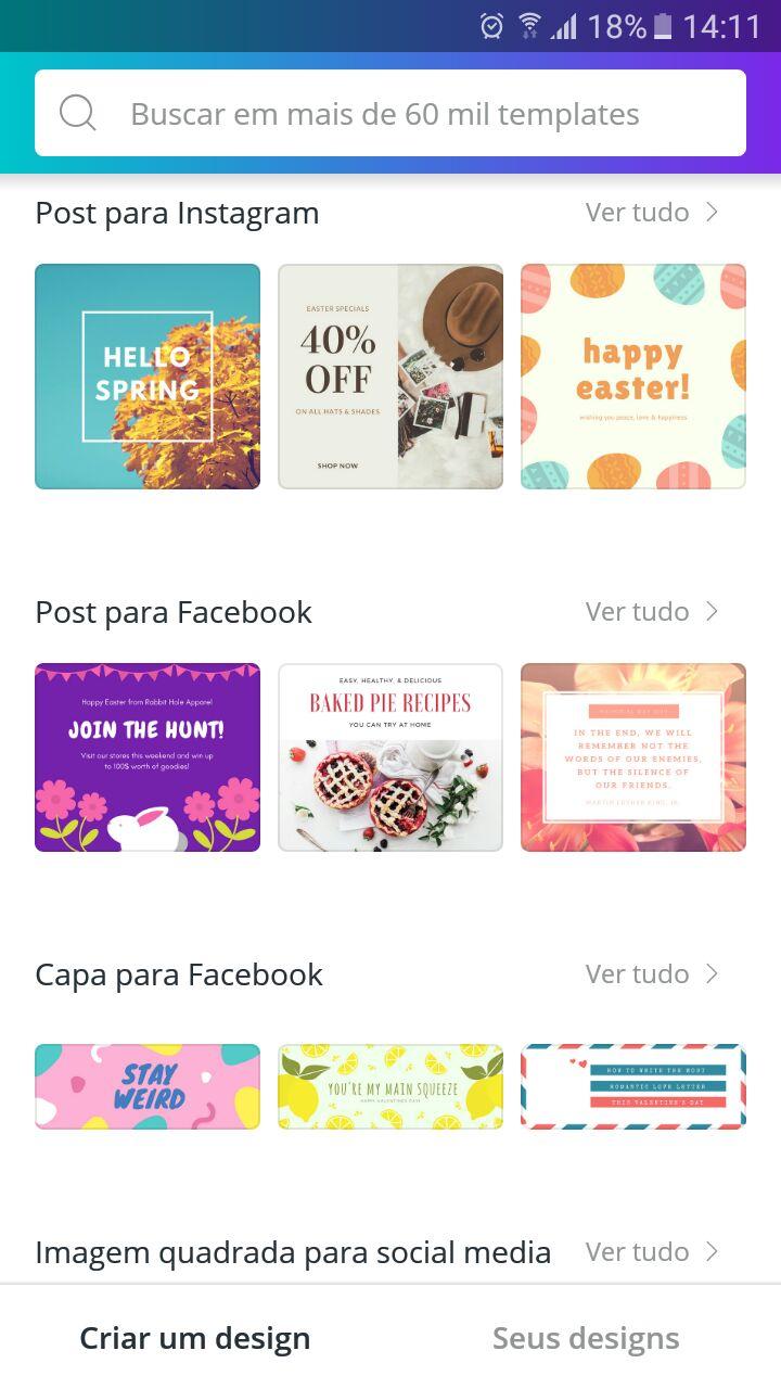 Aplicativos para blogueiras
