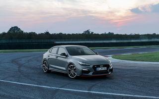 I30 Fastback N Zweites Hyundai Hochleistungsmodell Feiert Premiere