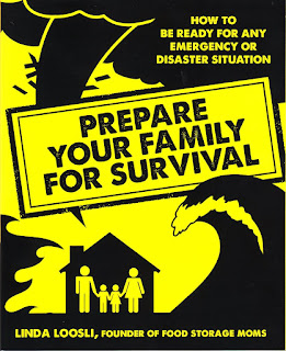 Prepare Your Family For Survival by Linda Loosli, Book Review from ReviewThisReviews