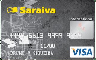 Status Proposta Cartão Saraiva