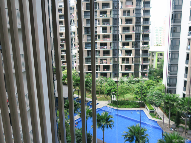 A happy mum singapore parenting blog the first thing we did to the balcony was to install invisible grilles because i really need that peace of mind since its impossible for me to keep tabs on solutioingenieria Choice Image