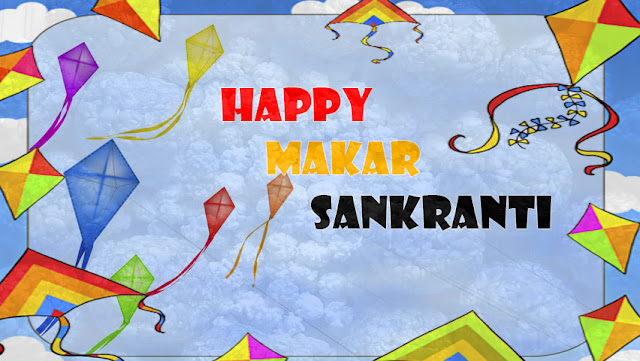 Makar Sankrant 2019 Wishes