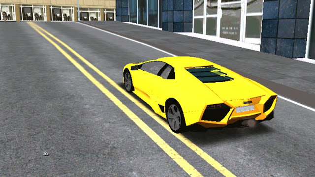 Lamborghini Reventon Car dff Only gameplay screenshots