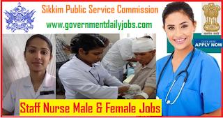 SPSC Staff Nurse Recruitment 2018 | Apply online for 261 Staff Nurse