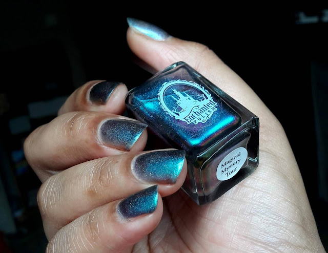 enchanted polish - magical mystery tour