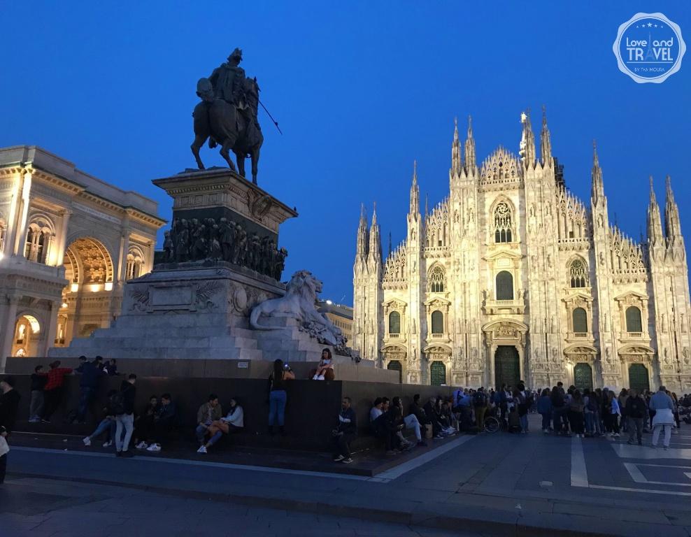 Como ir do aeroporto ao centro de Milão