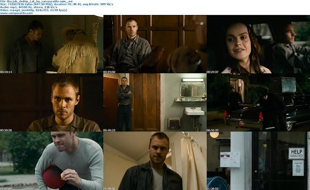 The Job 2011 DVDRip Español Latino Descargar 1 Link