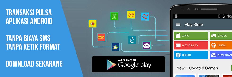 aplikasi android pulsa