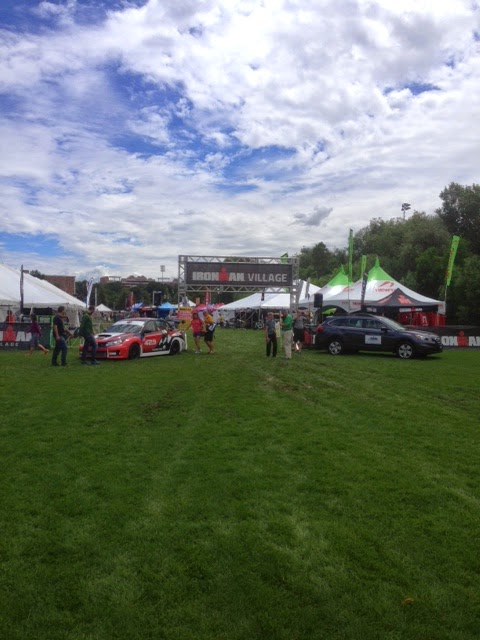 Ironman Boulder 2014 Part 2: Settling In - Extra Life