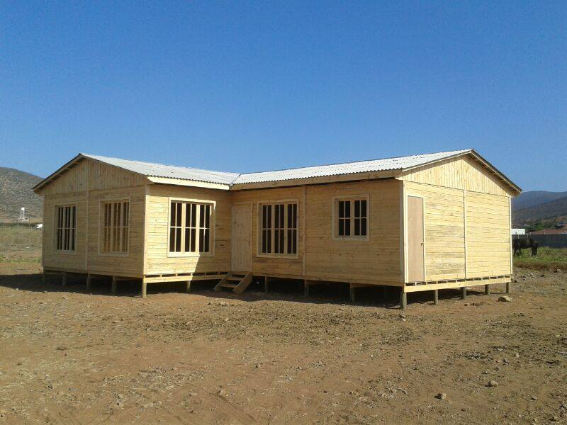 Casas prefabricadas paine en chile casas prefabricadas for Fotos de casas prefabricadas