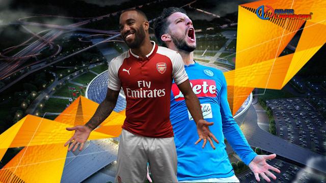 Prediksi Bola Arsenal vs Napoli Liga Eropa