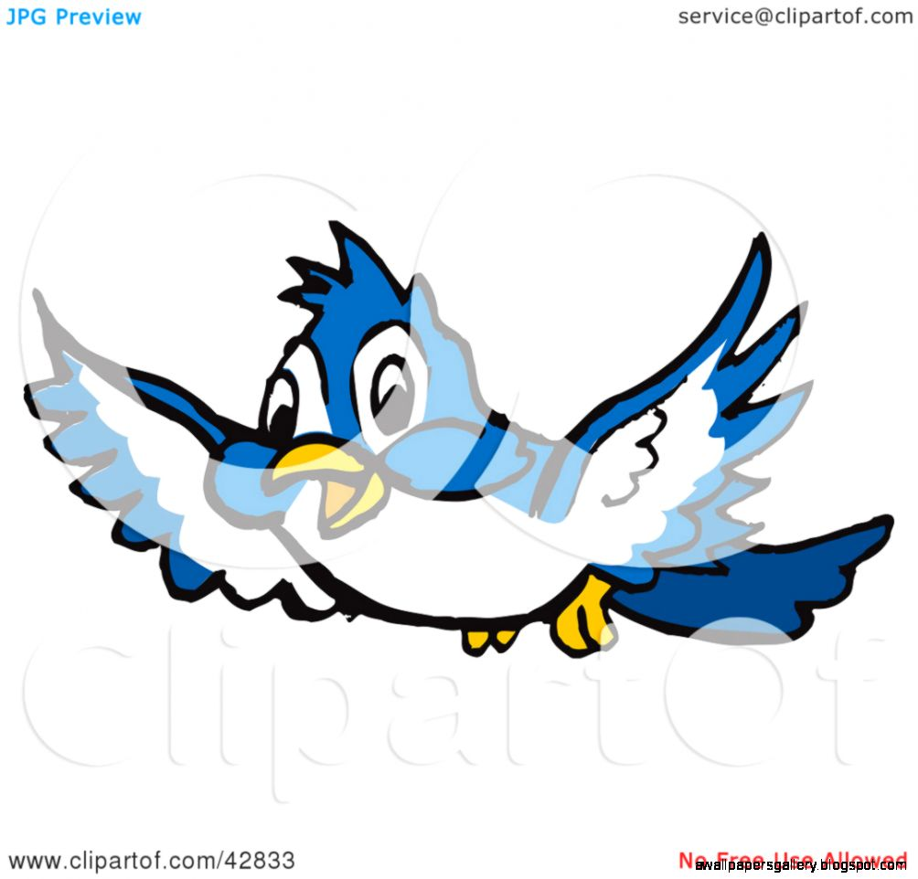 Cute Bird Flying Clipart | Wallpapers Gallery