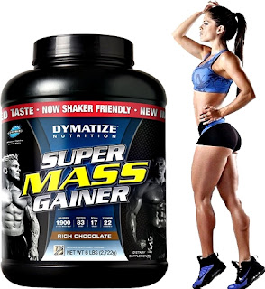 Masa muscular super mass gainer suplementos