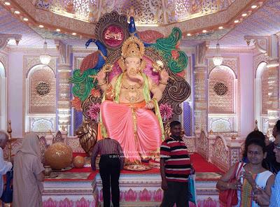Fort Cha Ichcha Purti Ganesh