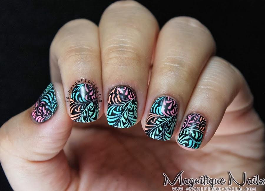 Born Pretty Store Blog: November Nail Art Designs Show