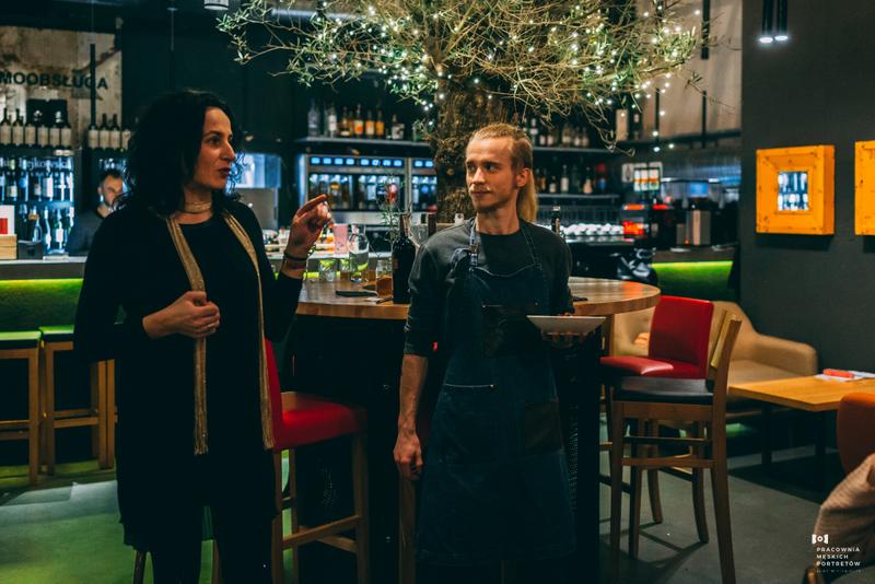 strefa, tytano, restauracja strefa, strefa krakow, basia lejkowska, gdzie zjesc w krakowie, wine bar krakow, zycie od kuchni