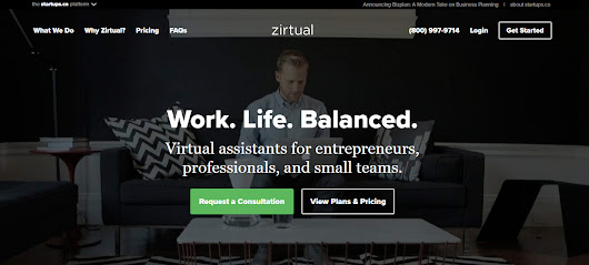 Work in Virtual Assistant Jobs and Earn Money From Zirtual Tool