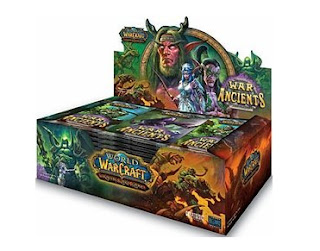 War of the Ancients WoW TCG Packs