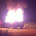 Mulher enciumada coloca fogo em carro de homem e Bombeiros são acionados para controlar incêndio
