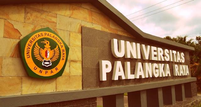 PENERIMAAN CALON MAHASISWA BARU ( UNPAR ) 2019-2020 UNIVERSITAS PALANGKA RAYA