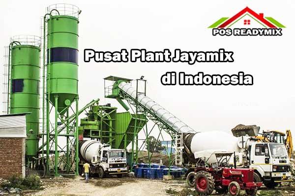 Harga Beton Jayamix Jakarta Pusat Per M3 2020