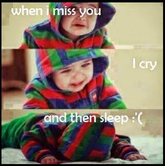When i Miss you Baby Image Download ...i cant be sad for long time
