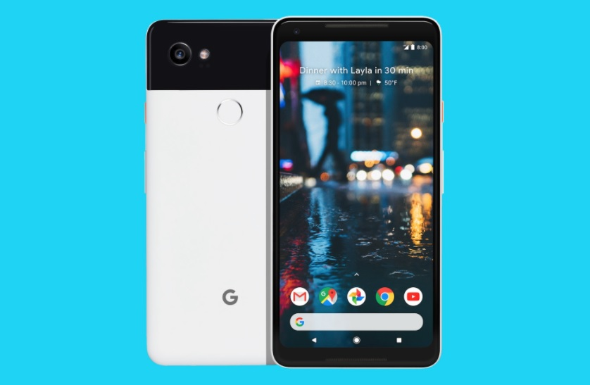 Navigation Bar Compact on Your Google Pixel 2 XL