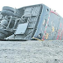 Ascope: investigan a empresa de transporte por accidente
