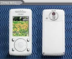 hape antik Dbtel M50 (ponsel mirip iPod)