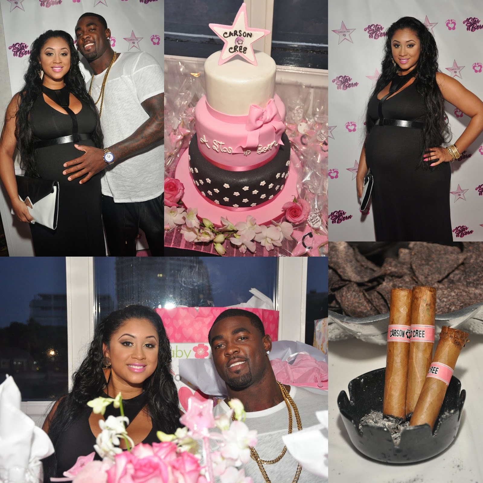 Baby Shower In Miami: SkyyLyfe: Baby Shower: A Star Is Born