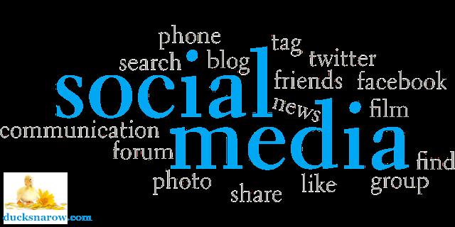 Social Media, blogging tips, blogging