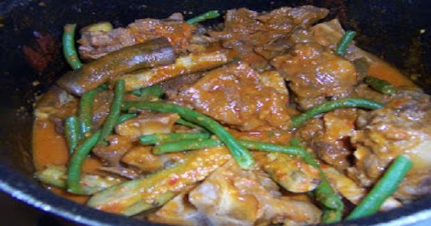 Kare Kare (Beef With Peanut Sauce) Recipe