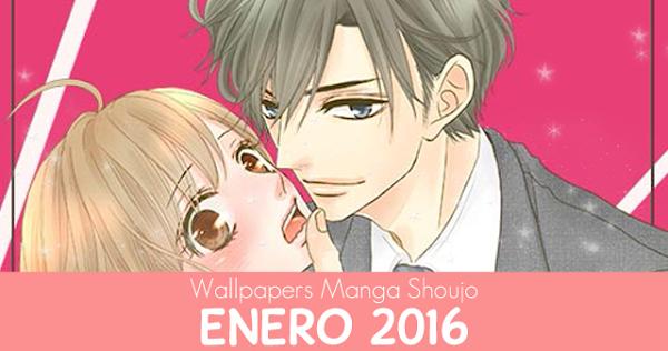 Wallpapers Manga Shoujo: Enero 2016