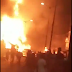 Fuel laden tanker explodes in Awka, Anambra State