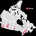As 10 cidades mais românticas do Canada