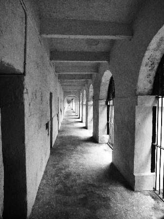 cellular jail haunted