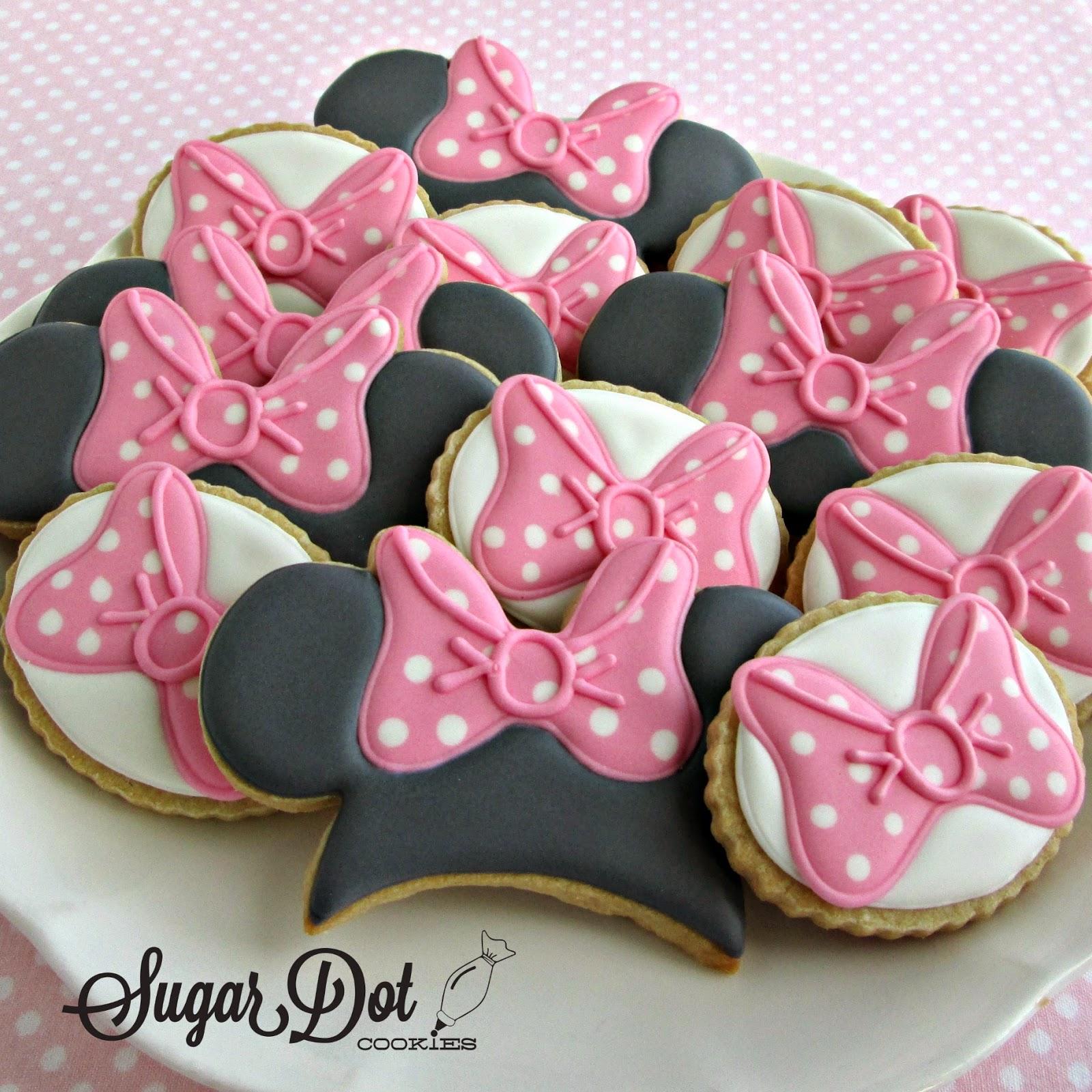 Sugar Dot Cookies: 2014