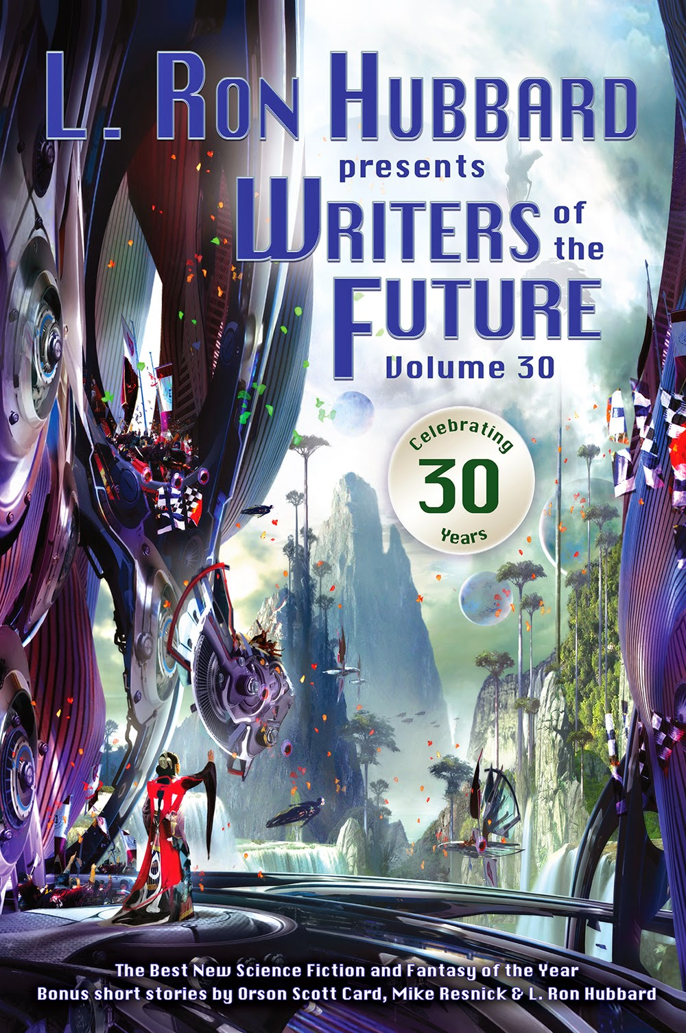 Review - L. Ron Hubbard Presents Writers of the Future Volume 30