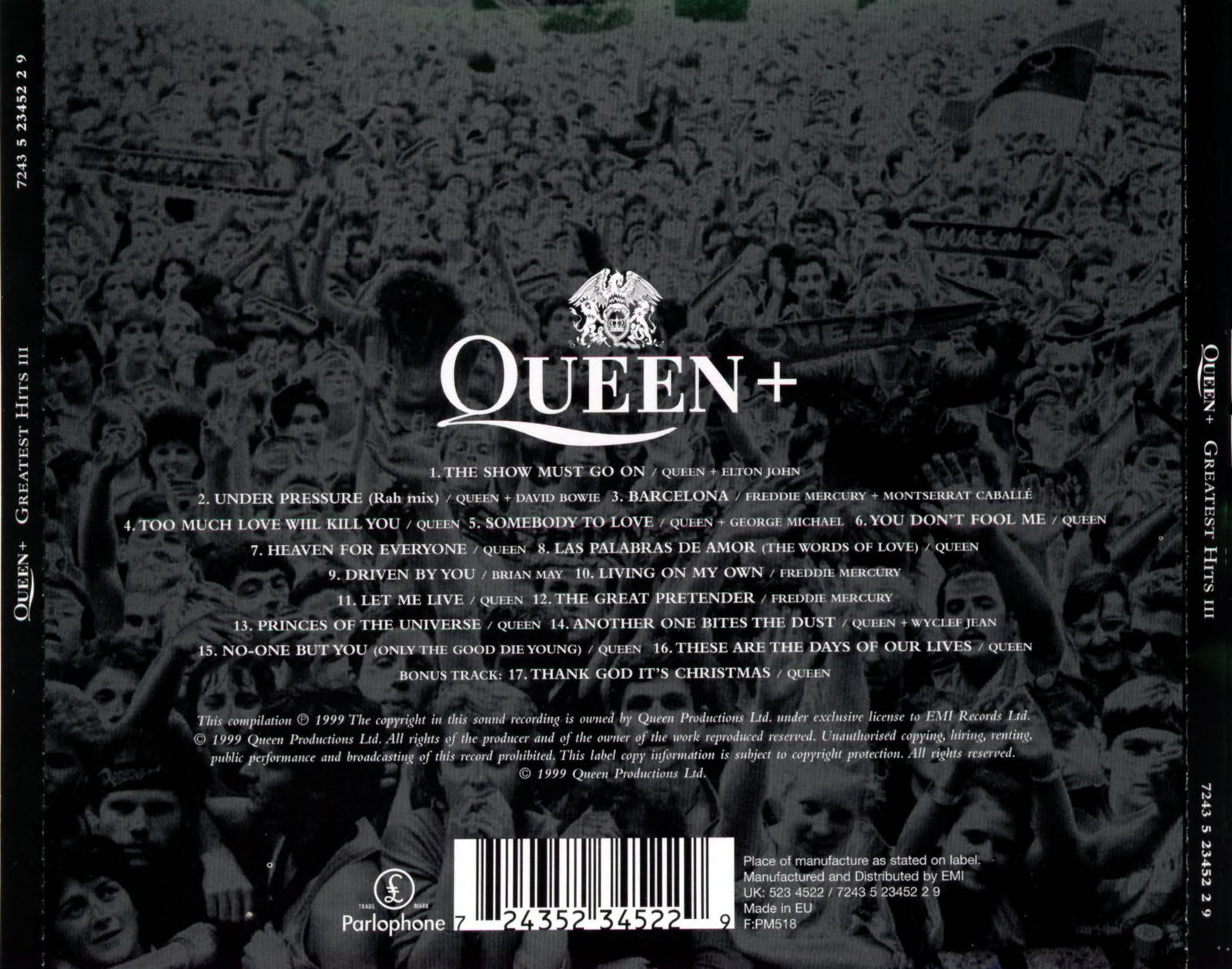 queen greatest hits 3 - photo #9