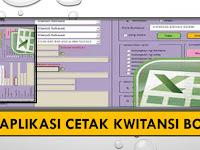 New aplikasi cetak kwitansi bos sd/smp/sma otomatis terbaru 2017