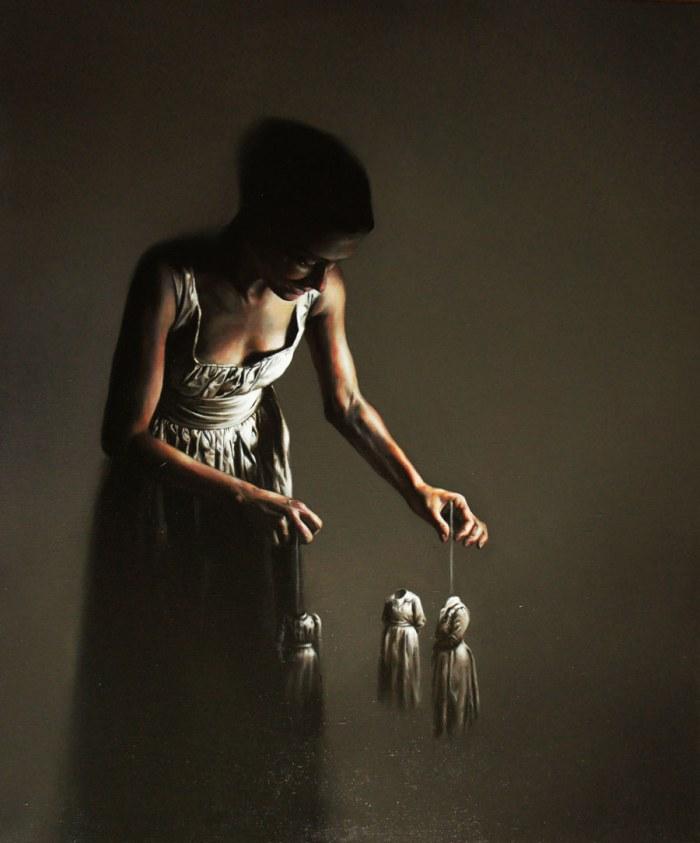 Без естественного света. Flavia Pitis