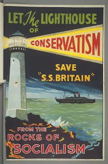 Political Poster, British General Election 2017